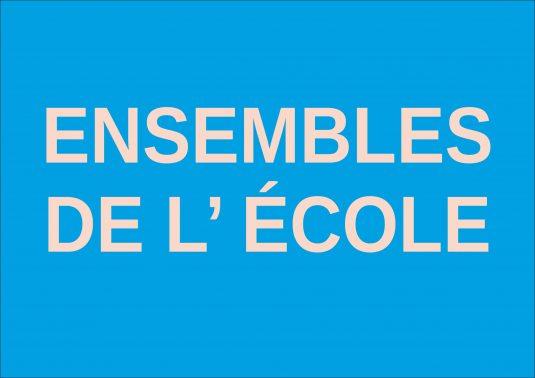 ENSEMBLES EDM