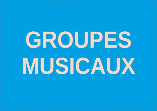 GROUPES MUS
