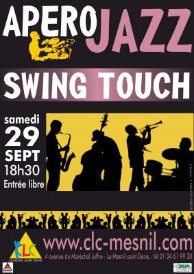 Apéro Jazz - Swing Touch