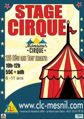 Stage - Cirque