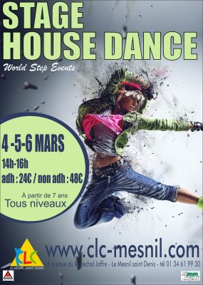 Stage - House Dance