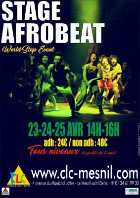 Stage - Afrobeat
